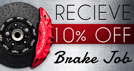 10% Off Brake Repair in Texas