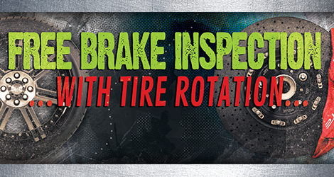 Free Brake Inspection in Texas