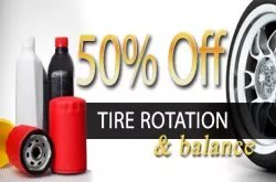 Tire Rotation Benefits